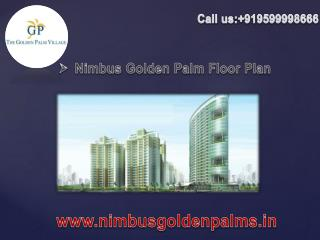 Nimbus Golden Palms  Serene Homes