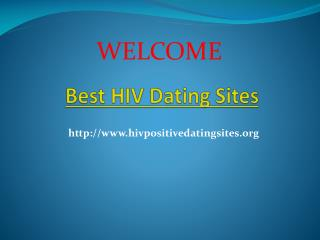 hiv positive dating sites
