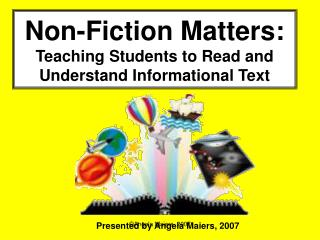 Nonfiction Matters Presentation Slides