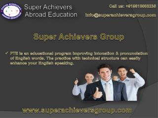 Superachievers- Best IELTS Center in Gurgaon
