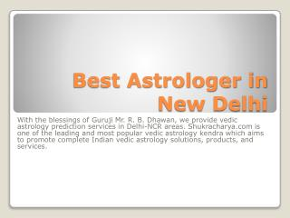 Best astrologer in new delhi