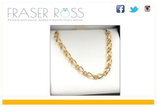 Yellow Gold Belcher Chains