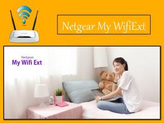 Netgear My WifiExt