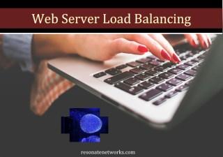Web Server Load Balancing