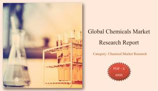 Global Chemicals Market Research Report: Aarkstore