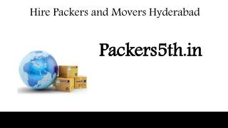 Packers5th.in Find a moving company