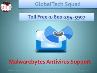Malwarebytes  Antivirus Support in USA | 1-800-294-5907