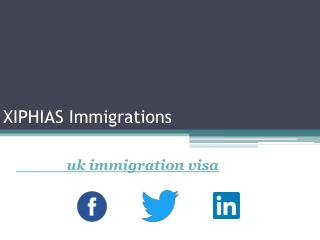 uk immigration visa - xiphias