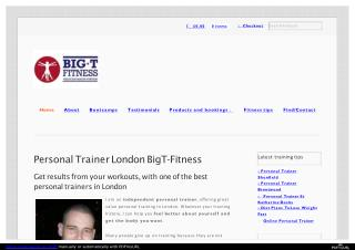 Best Personal Trainer South London