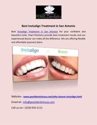 Find Affordable Invisalign Treatment in San Antonio