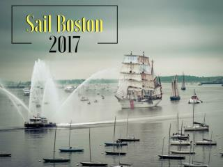 Sail Boston 2017