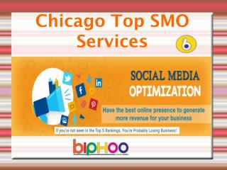 Chicago Top SMO Services