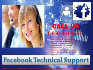 Does Facebook Technical Support 1-850-361-8504 team take too much charge?