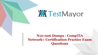 100% verified N10-006 Exam Study Material