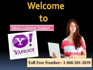 Get technical help for Yahoo Support and be bother less