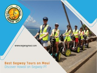 Maui things to do | SegwayMaui