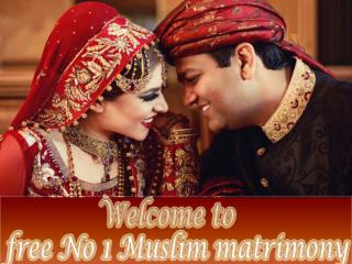 Muslim Matrimonial Sites