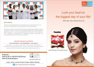 Bridal Services: Skin Lightening | Skin Renewal - Skin City