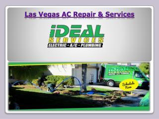 Las Vegas AC Repair And Service