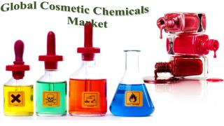 Global Cosmetic Chemicals Market