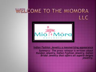 Silver Jewelry @ Indian Jewelry in USA at www.miomora.com