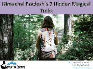Himachal Pradesh's 7 Hidden Magical Treks