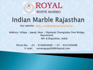 Indian marble rajasthan