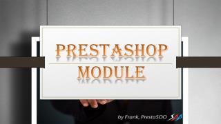Get Prestashop Module From Prestasoo