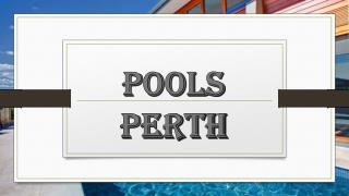 Cheap Swimming Pools In Perth | Tropical Pools