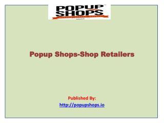 Shop Retailers