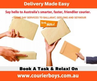 Same Day Courier Services Australia