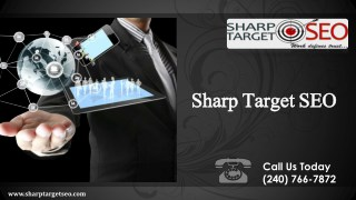 Comprehensive Web Services for Online Services – SharpTarget Web Services