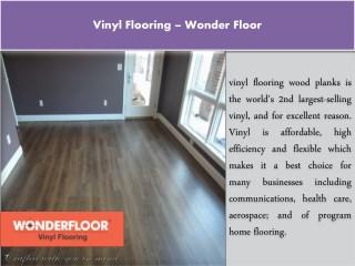 wonderfloor.com The Best Vinyl Flooring Provider