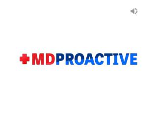 Online Consultation With Doctors by MDProactive