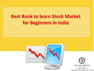 Best Books to Learn the Stock Market for Beginners