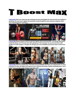 http://www.healthbuzzer.com/t-boost-max/