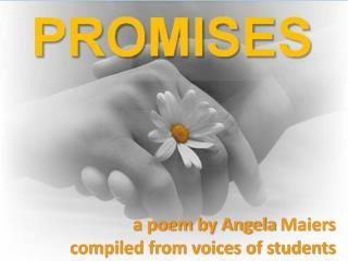 Promise Poem