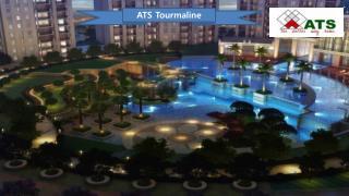 ATS Tourmaline Apartments Gurgaon Floor Plan