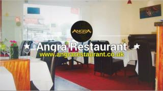 Angra Progressive Indian Cuisine in Little Common, Bexhill on Sea