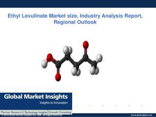 Ethyl Levulinate Market size, Market share Latest Forecast Report