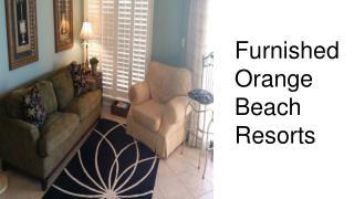 Avail Luxury Facilities In Orange Beach Resorts