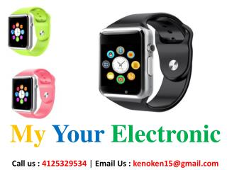 Smart Watch Clock Sync Notifier