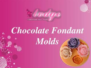 Chocolate Fondant Molds