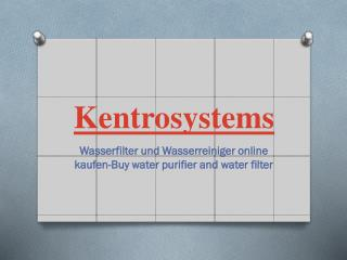 Kent Aura Air Purifier Germany