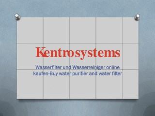 Kent RO Air Purifier-Keep home dust free
