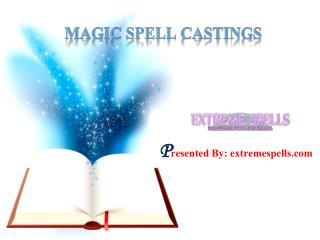 Magic Spell Castings
