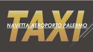 Navetta Aeroporto Palermo