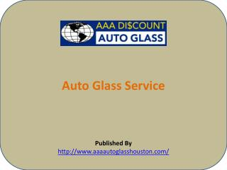 AAA Discount Auto Glass