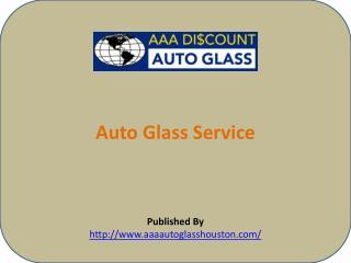 AAA Discount Auto Glass