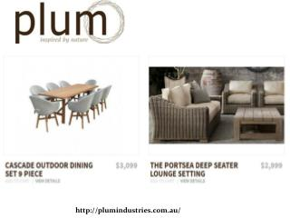 Wicker Outdoor Furniture Melbourne